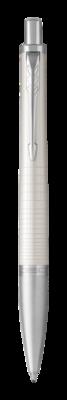 Parker URBAN balpen Premium Pearl metal chiselled CT