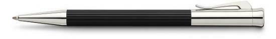 GRAF VON FABER CASTELL Balpen Tamitio black