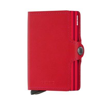 Secrid Creditcardhouders twinwallet original RED-RED
