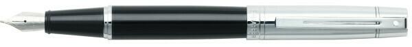 Vulpen Sheaffer 300 glossy black chrome trim