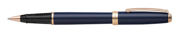 Sheaffer roller PRELUDE Cobalt blue lak ROSE trim