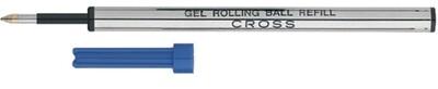 Cross Vulling roller blauw - 2 stuks
