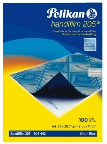 Pelikan carbonpapier Plenticopy 200H  blauw
