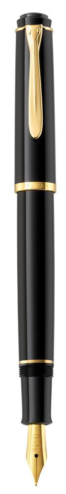 Pelikan Vulpen P200 classic zwart M