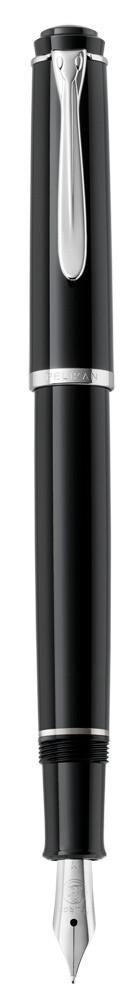Pelikan Vulpen P205 classic zwart M