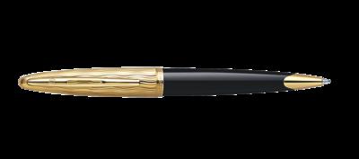 Waterman Balpen CARENE Essential zwart/goud GT