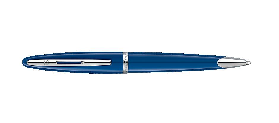 Waterman Balpen CARENE VIVID blue obsession blauw laque st