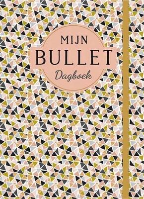 Deltas BULLET dagboek dots (driehoeken)