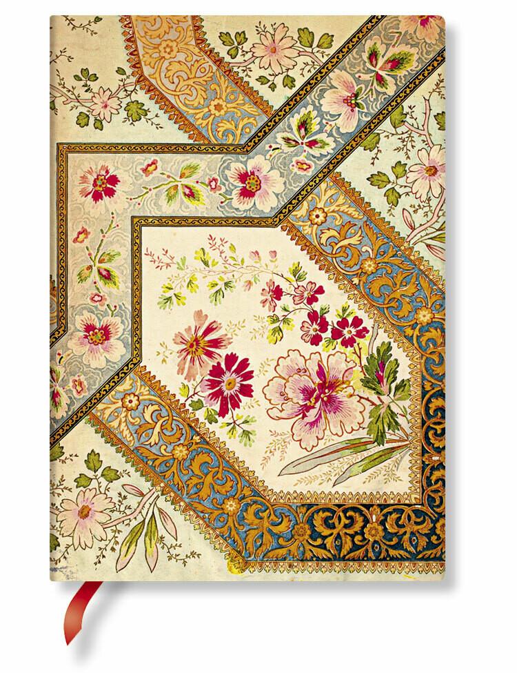 Paperblanks FLEXIS  FILIGRANE FLORAL IVOIRE  ULTRA