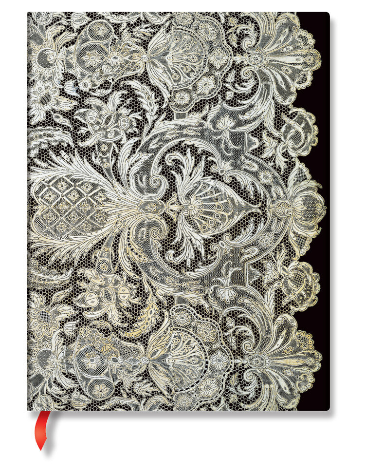 Paperblanks  lace  ALLURE mini 95x140 mm - 176 pag blanco