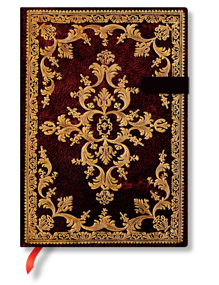 Paperblanks notitieboek Jewel of Urbino  MIDI duomo effen