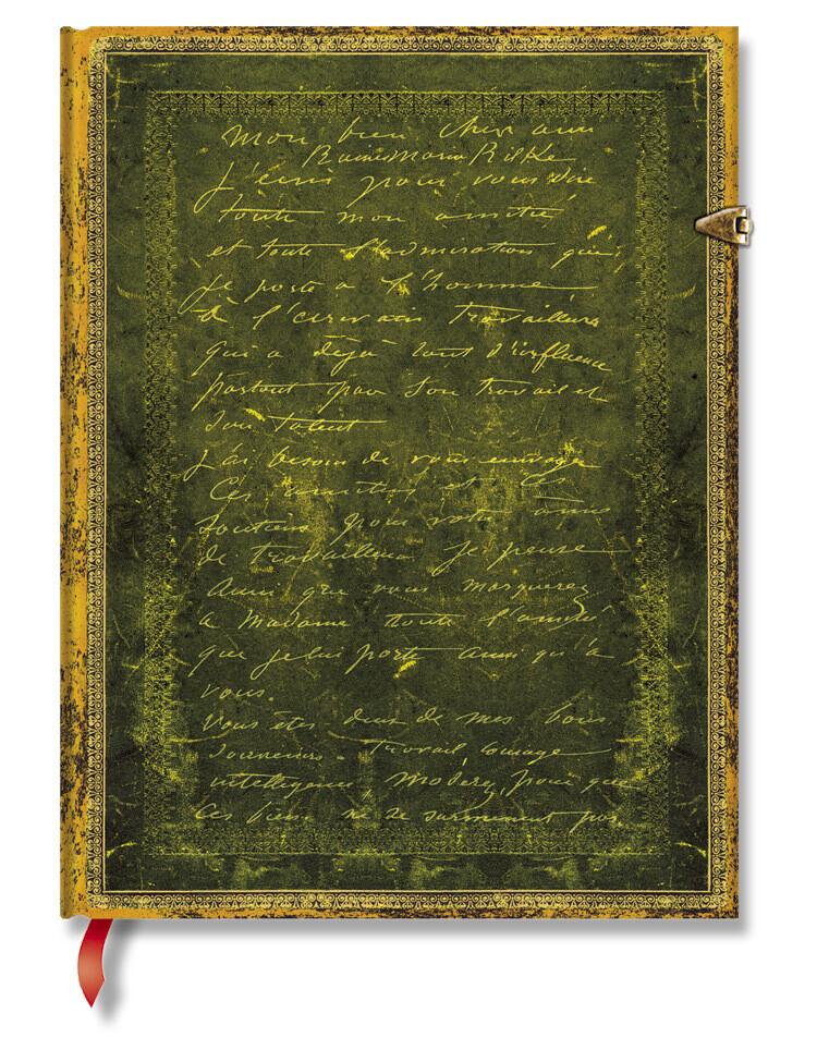 Paperblanks notitieboek Rodin , The Thinker Spec.Edition ultra