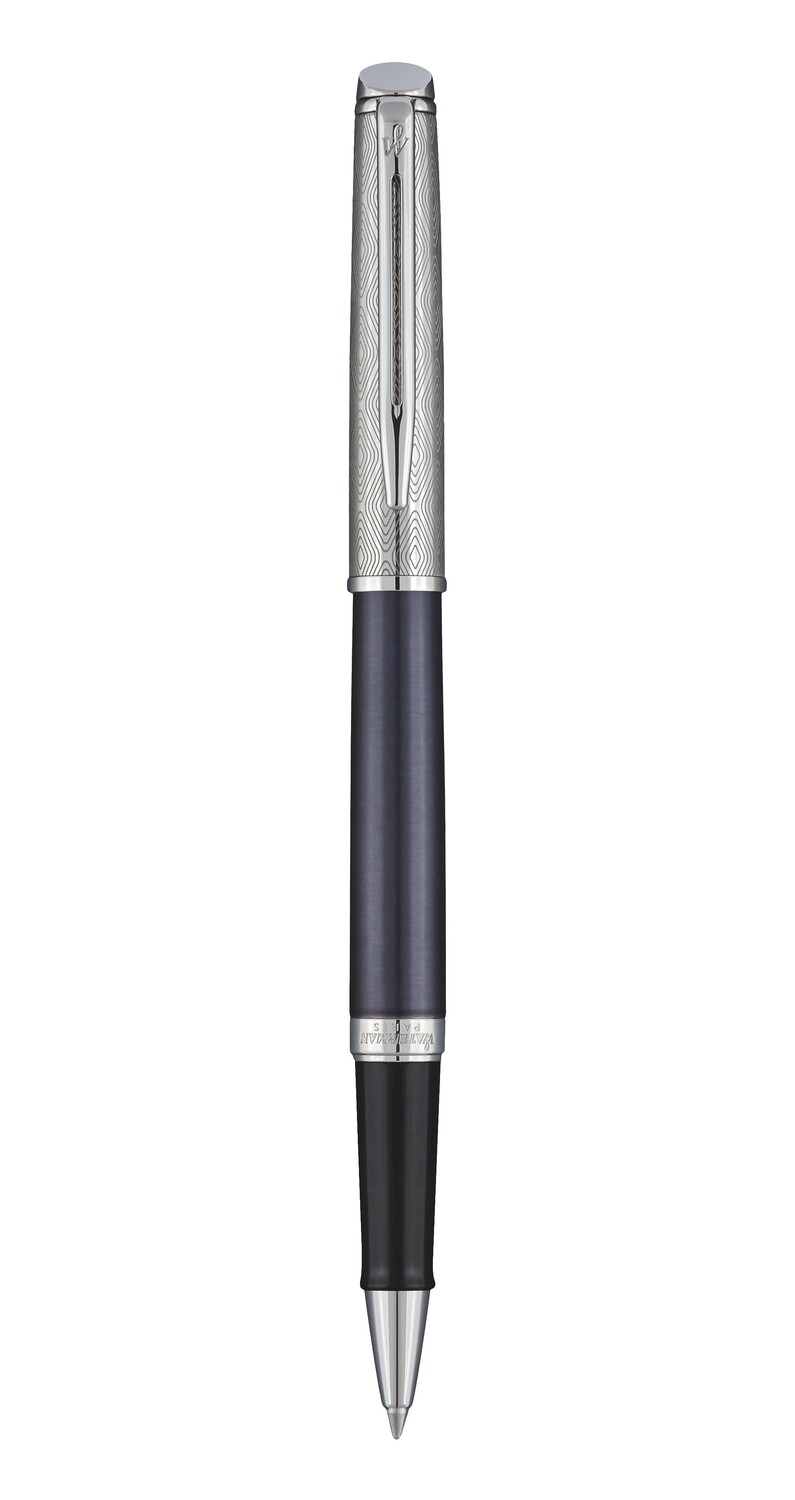 Waterman roller HEMISPHERE Collection Privée  Saphir nocturne