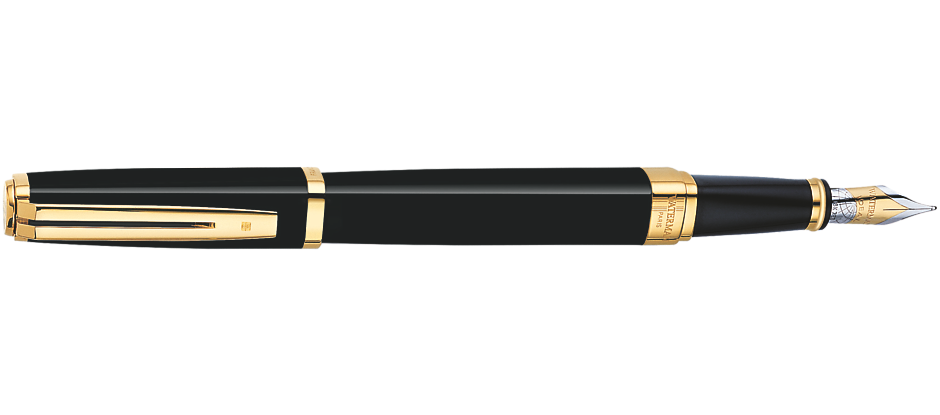 Waterman Vulpen EXCEPTION IDEAL BLACK GT