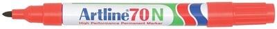 Artline 70 rood