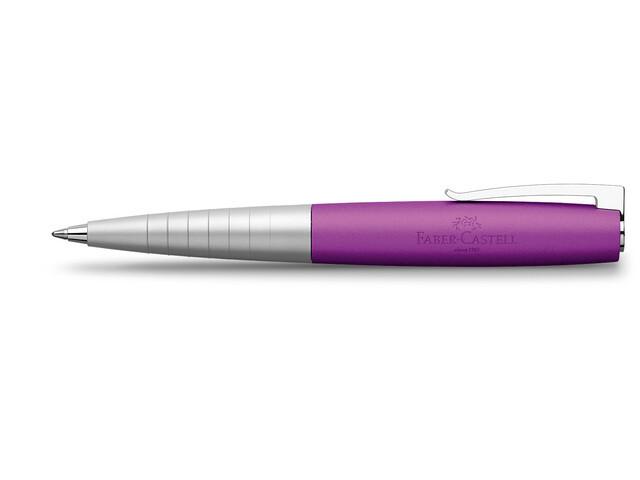 Faber-Castell  LOOM  balpen metallic violet