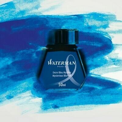 Waterman inktpot - 50 ml diverse kleuren