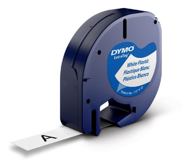 DYMO labeltape Letratag - diverse kleuren