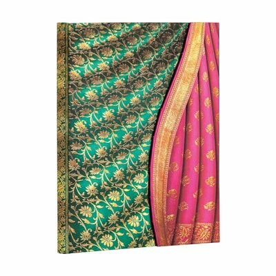 Paperblanks Soies Varanasi & Saris MIDI