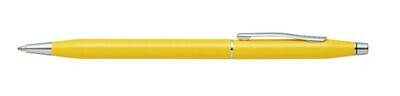 Cross balpen CENTURY CLASSIC sunrise yellow