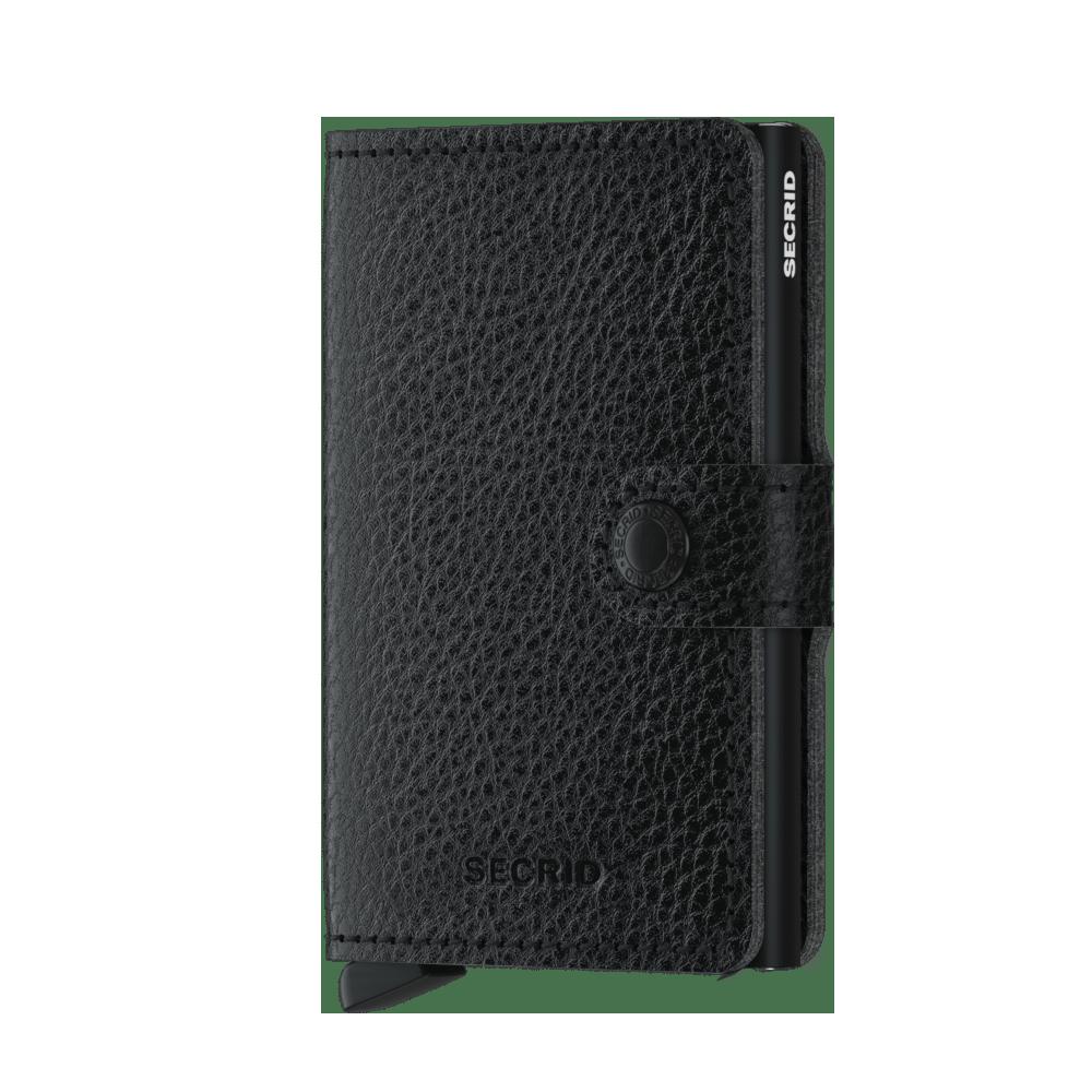 Secrid miniwallet Veg black-black (new)