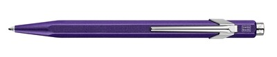 Caran d'Ache NESPRESSO balpe  849 violet Limited Edition 3
