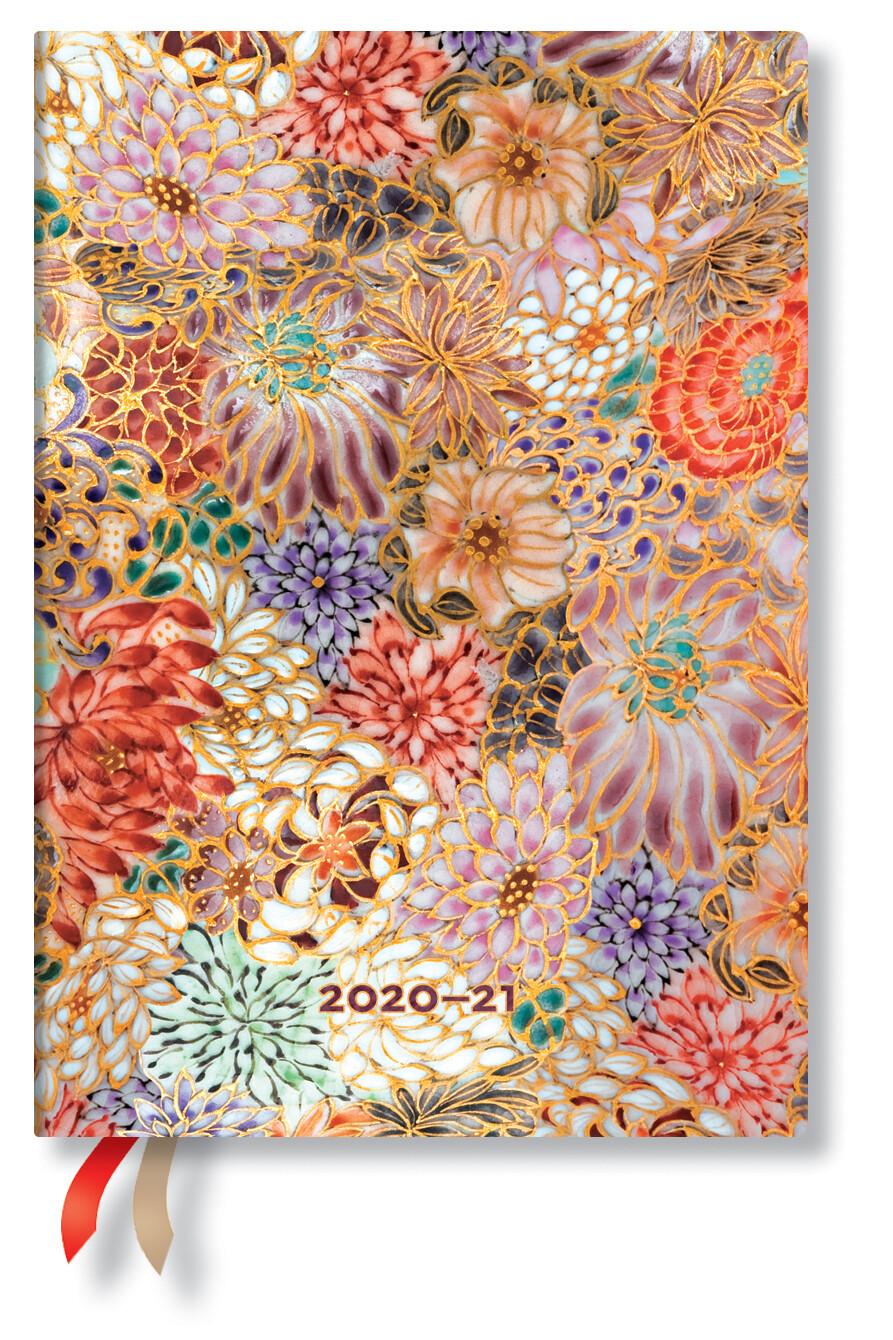Paperblanks agenda 18 maand 20-21  Midi KIKKA