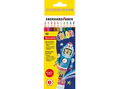 Eberhard Faber kleurpotloden metallic