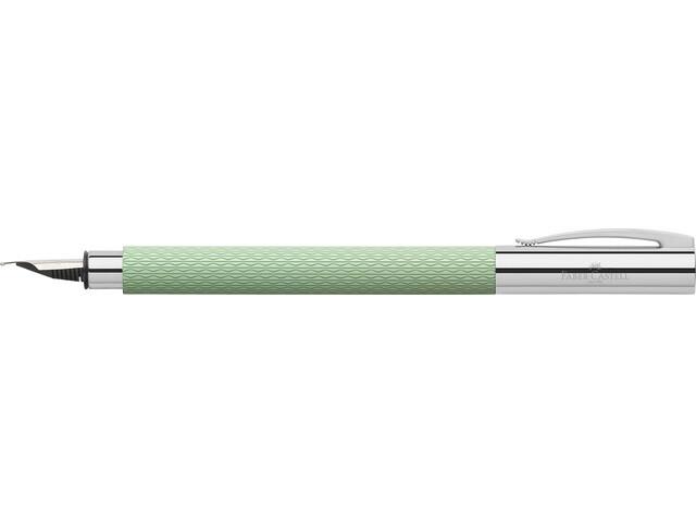 Faber Castell vulpen AMBITION OpArt mintgroen
