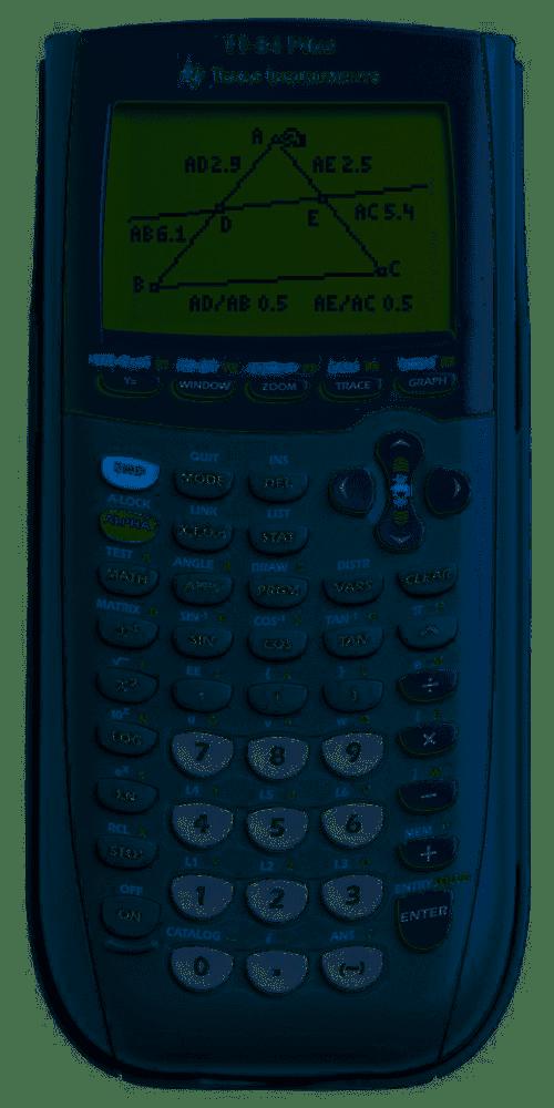 Texas Instruments Rekenmachine TI-84 Plus