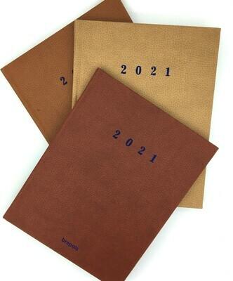Brepols Agenda TIMING - 2021 TERRA