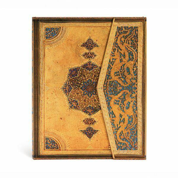 Paperblanks telefoon/adresboek Safavid Ultra
