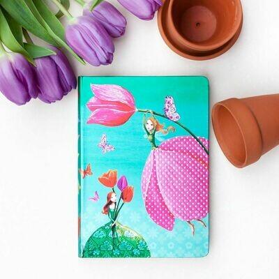 Paperblanks telefoon/adresboek Springtime midi