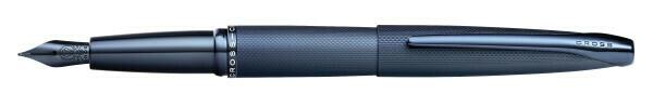 Cross vulpen  ATX PVD coating donkerblauw