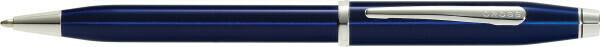 Cross Century II blue  laque transculent