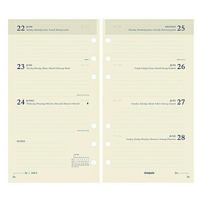 Brepols Agenda vulling BREFAX 17 - 2021