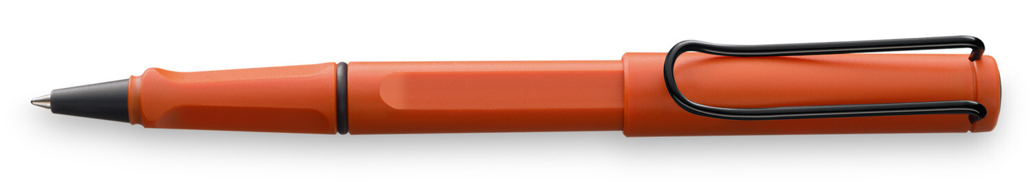 Lamy roller  SAFARI terra red