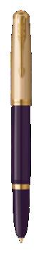 Parker 51  vulpen PREMIUM plum  GT 18K