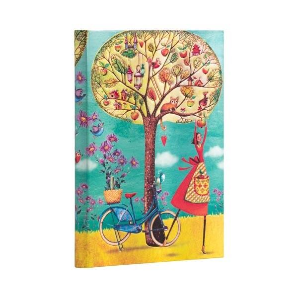 Paperblanks Autumn Apple midi - gelijnd