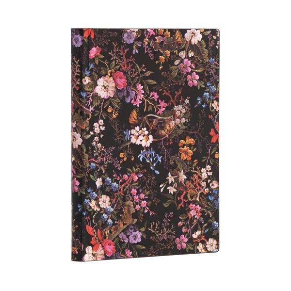 Paperblanks FLEXIS floralia midi gelijnd