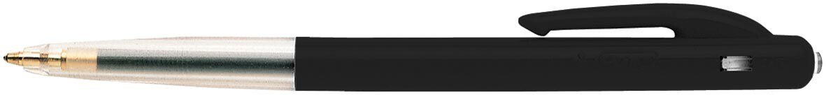 BIC balpen M10 zwart