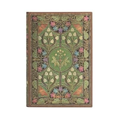 Paperblanks agenda 18-maand 2021-2022 - Poetry in Bloom  MINI
