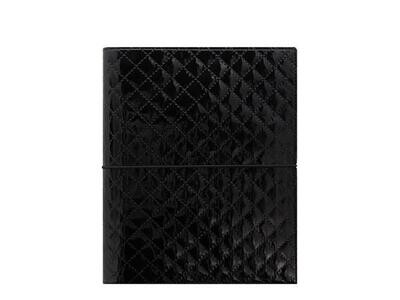 Filofax Organiser DOMINO LUXE zwart A5