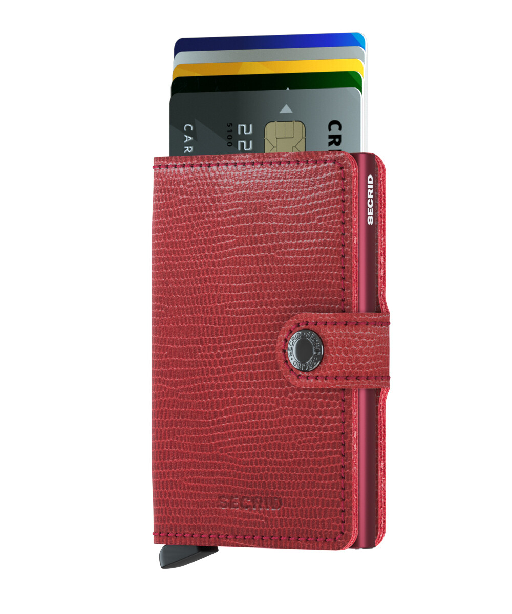 Secrid miniwallet Year of the Ox - red/gold