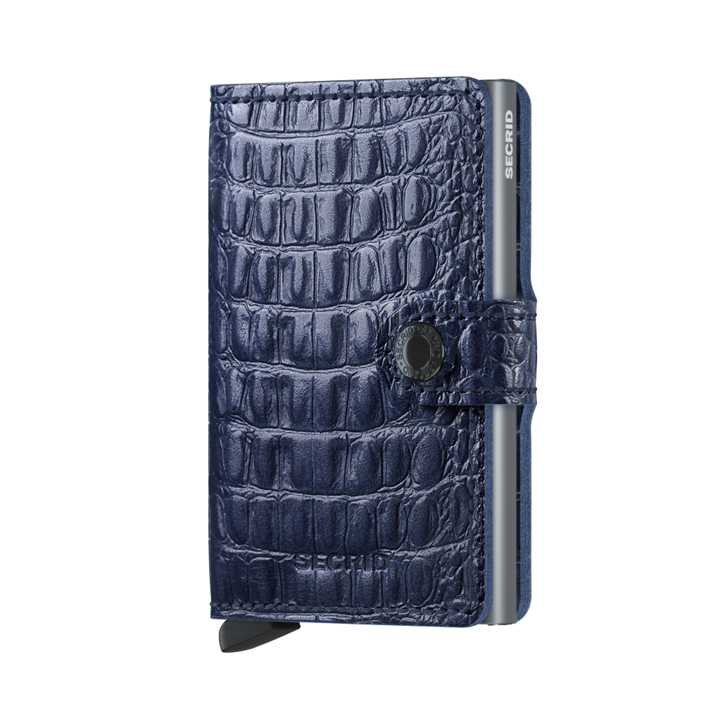 Secrid Miniwallet Nile blue