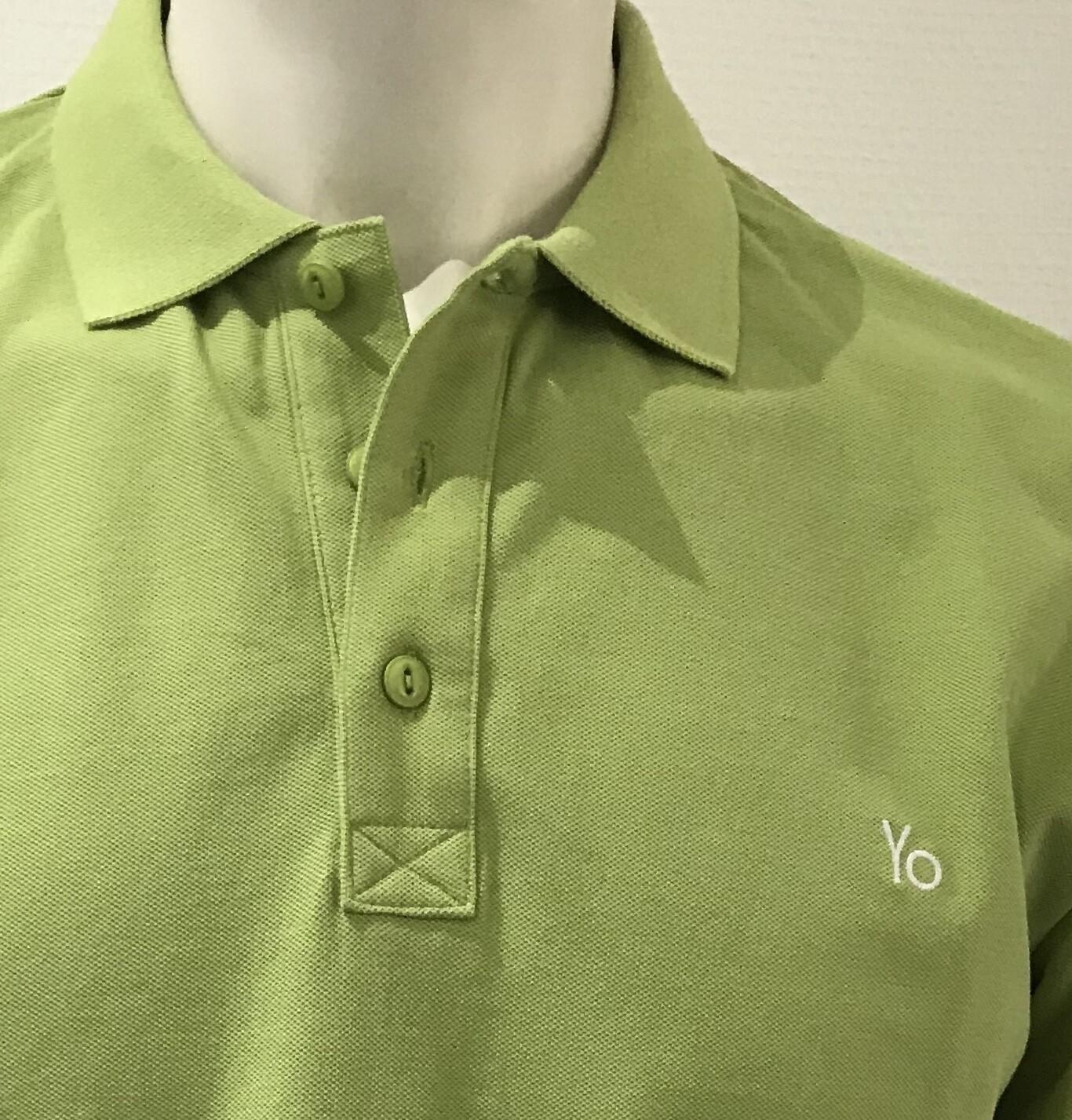 polo uni green