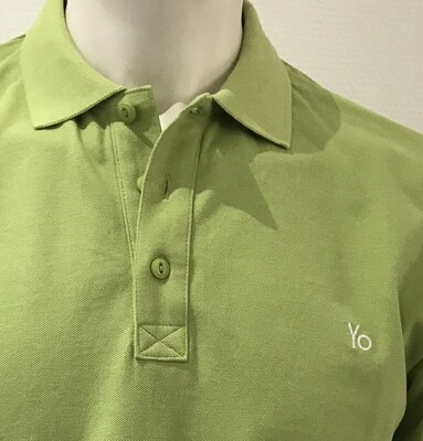 polo uni green