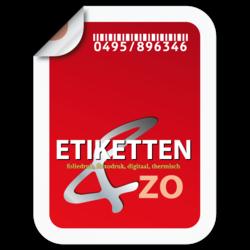 Etiketten & zo - uw professionele producent van zelfklevende etiketten en stickers