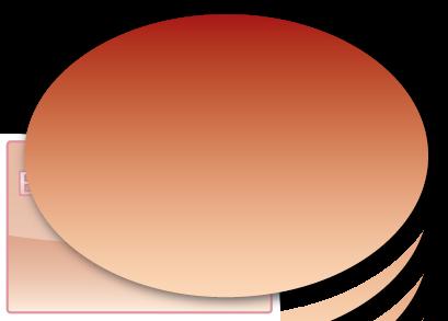 Ovaal 150x100 mm