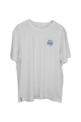 ANGELIC T-Shirt weiss, Simple Nasa Vibe - UNISEX.
